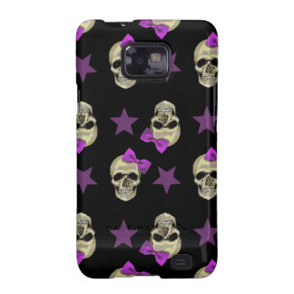 skull and bows galaxy s2 covers
