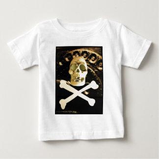 Skull and Cross Bones Baby T-Shirt