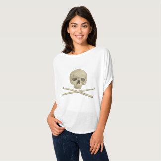 Skull and Cross Hooks T-Shirt
