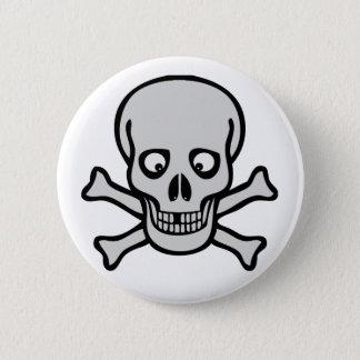 skull and crossbones1.ai 6 cm round badge