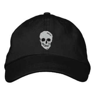 Skull and Crossbones Baseball Cap
