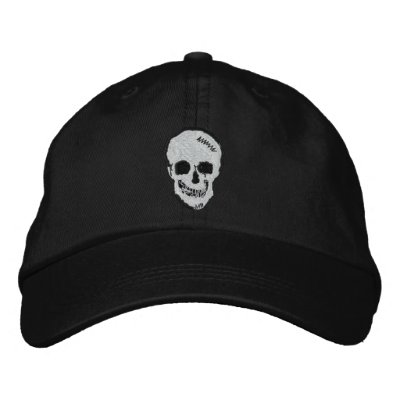 Skull and Crossbones Cap