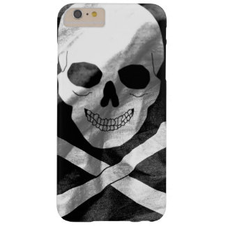 Skull and Crossbones Flag Barely There iPhone 6 Plus Case