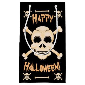 Skull and Crossbones Gift Bag