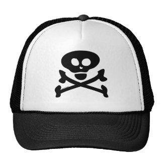 Skull and Crossbones Hat