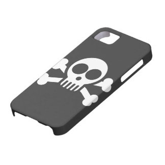 Skull And Crossbones iPhone 5 Cover