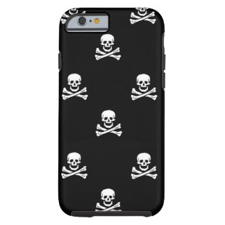 Skull and Crossbones iPhone 6 case