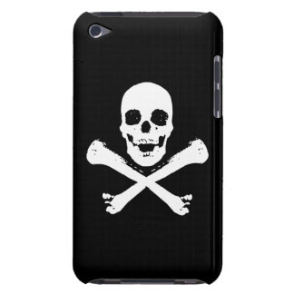 Skull and Crossbones iPod Touch Case