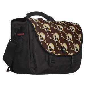 Skull And Crossbones Computer Bag