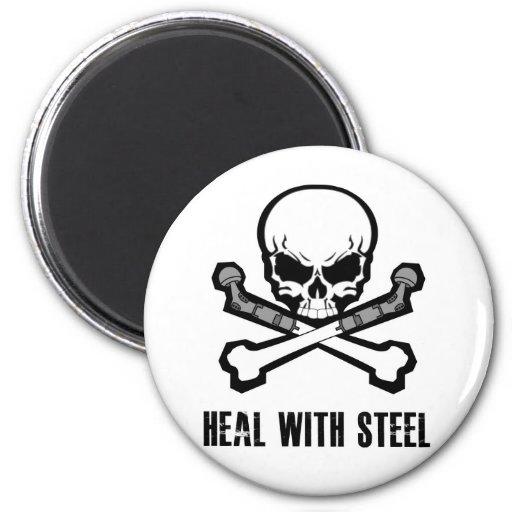 Skull and Crossbones Magnets