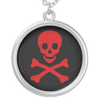Skull and Crossbones Custom Necklace