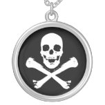 Skull and Crossbones Necklaces