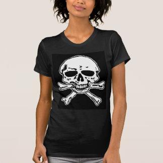 skull and crossbones. T-Shirt