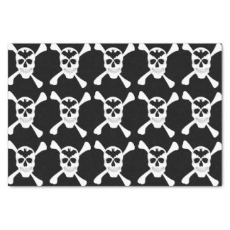 Skull And Crossbones Tissue Paper
