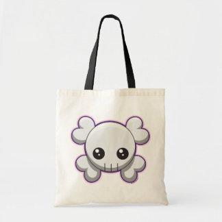 Skull and Crossbones. Budget Tote Bag