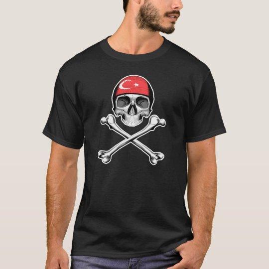 Skull and Crossbones: Turkey T-Shirt