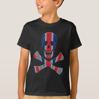 Skull and Crossbones Union Jack T-Shirt