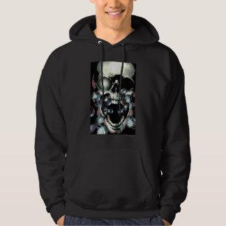 Skull and Rings - Color Hoodie