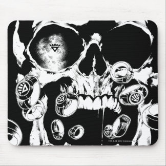 Skull and Rings Mouse Pad