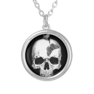 Skull and soul necklaces