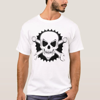 Skull and spanners T-Shirt