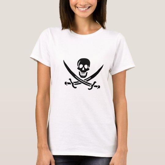 Skull And Swords T-Shirt