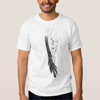 skull and wings shirt