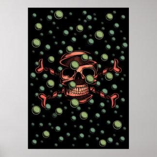 Skull Appealing Poster