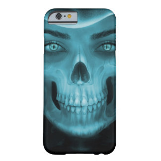 Skull Art Demon iPhone 6, Barely There Barely There iPhone 6 Case