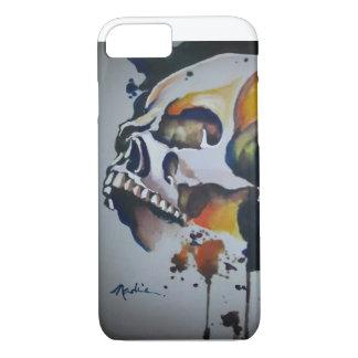 Skull Art I Phone Case