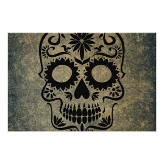 Skull Art Photo