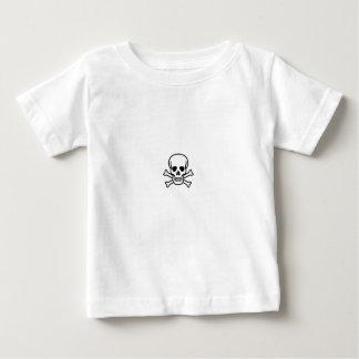 skull baby baby T-Shirt