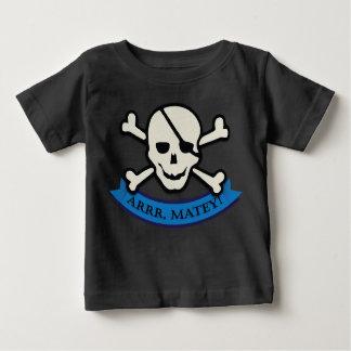 Skull - Baby Fine Jersey T-Shirt