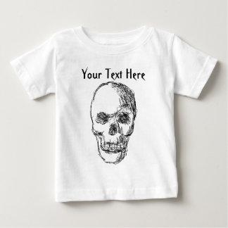 Skull. Baby T-Shirt