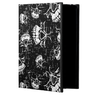 skull background iPad air case