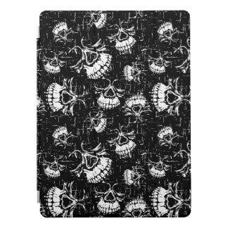 skull background iPad pro cover