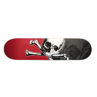 Skull & Bones 19.7 Cm Skateboard Deck