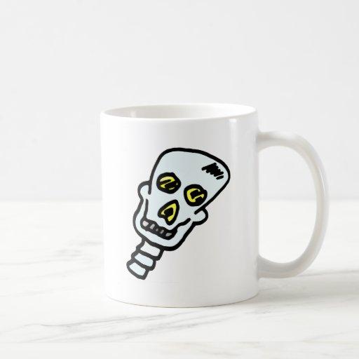 Skull boy 1 coffee mugs
