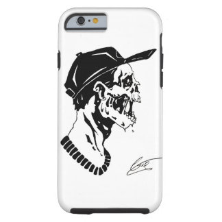 Skull boy phone case