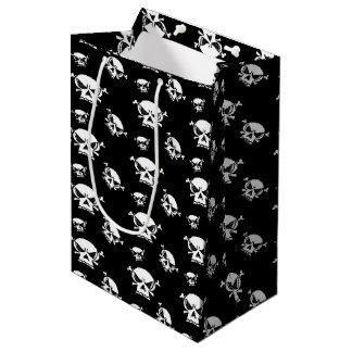 Skull Boys Medium Gift Bag