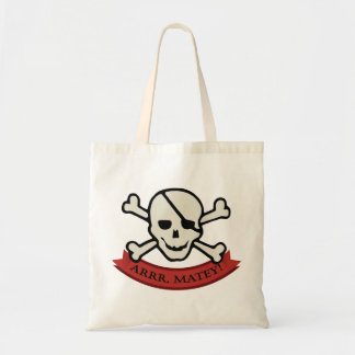 Skull - Budget Tote