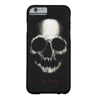Skull by bosyak barely there iPhone 6 case