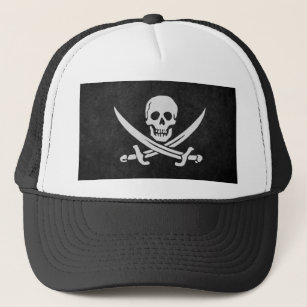 Skull Hats Amp Caps Zazzle Uk