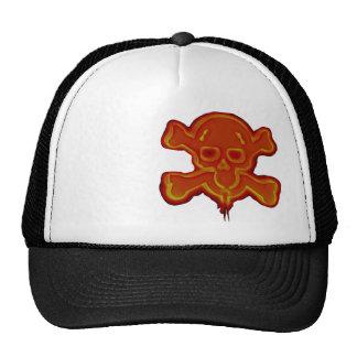 Skull Mesh Hat