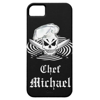 Skull Chef iPhone case iPhone 5 Cover