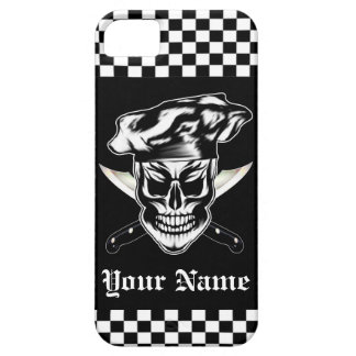 Skull Chef iPhone Case Case For The iPhone 5