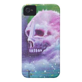Skull Cloud Case-Mate iPhone 4 Case