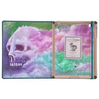 Skull Cloud DODO iPad Case