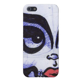 Skull Clown iPhone 5 Cover