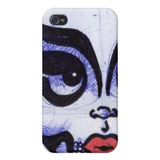 Skull Clown iPhone 4/4S Cases